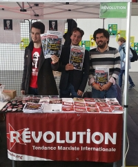 Stand Convention FI Bordeaux