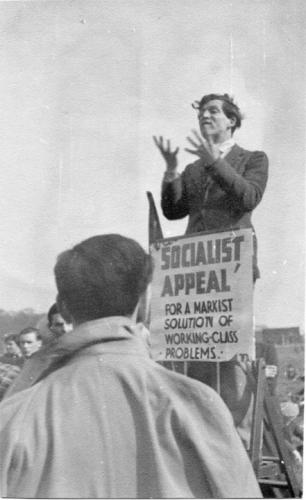 Ted Grant Speaker