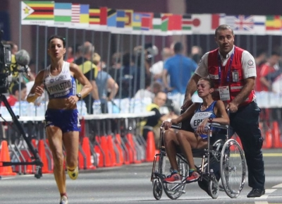 Marathon féminin Doha
