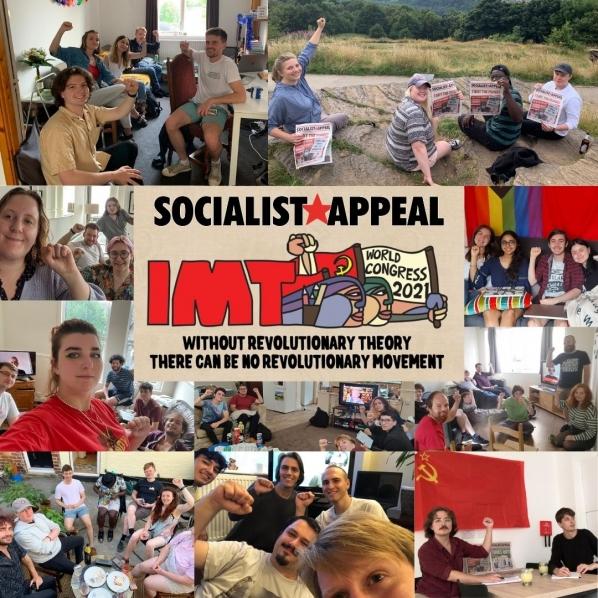 Socialist Appeal WC2021