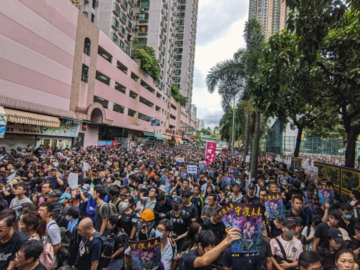 Hong Kong Manif