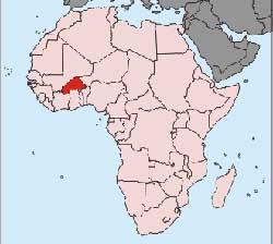 Burkina Faso Pos