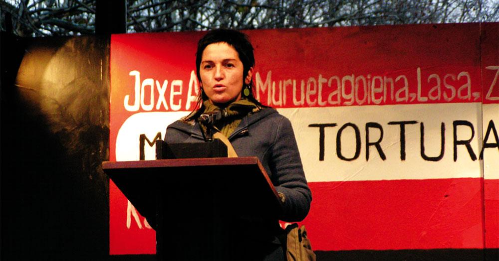 Free Nekane ! dans Répression Espagne-Torture
