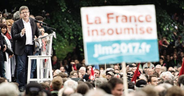 La « France insoumise » et la question de la guerre