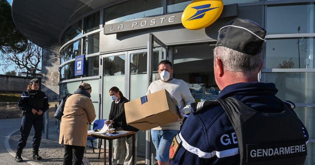 680 000 masques saisis en République tchèque: ils étaient un cadeau de la Chine à l'Italie
