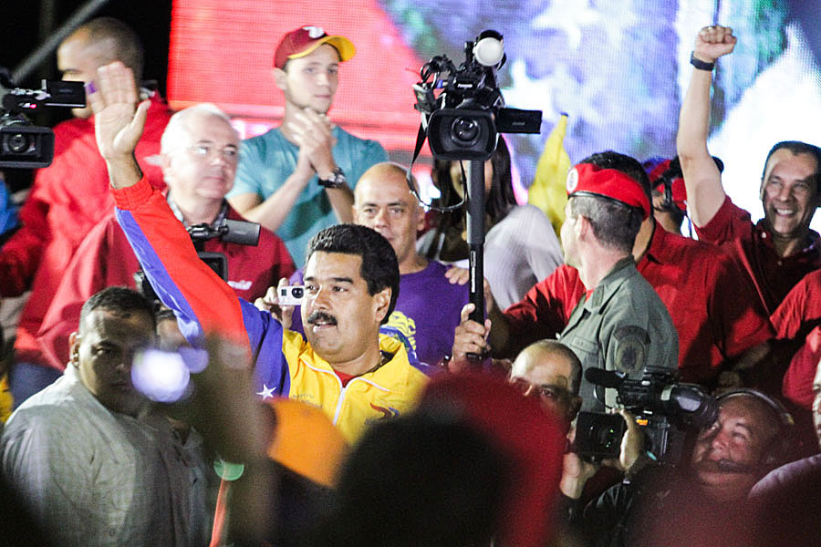 Maduro Victory Joka Madruga
