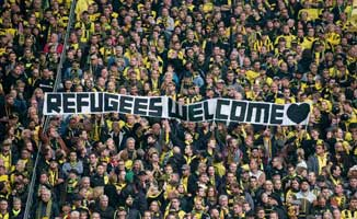 Supporters Migrants