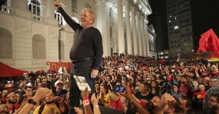 Lula Manifestation Incarceration