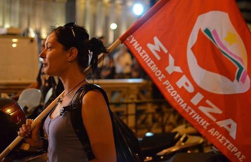 syriza revolution