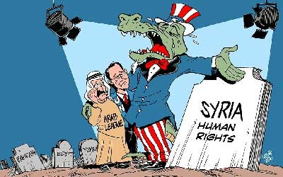 Guerre Syrie