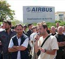 Syndicaliste Airbus