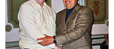 Hugo Chavez Alan Woods