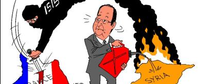 Hollande Isis Syrie