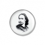 Badge Louise Michel