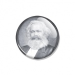 Badge Karl Marx
