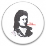 Badge Rosa Luxemburg