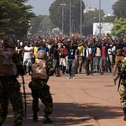 Manifestation Burkina Faso
